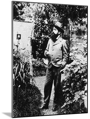 François-Constant Girel (1873-195)--Mounted Giclee Print
