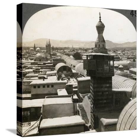 Damascus, Syria, 1900s--Stretched Canvas Print