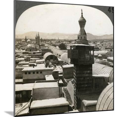 Damascus, Syria, 1900s--Mounted Giclee Print