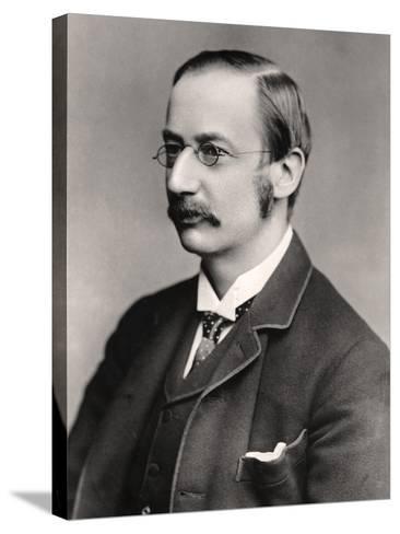 Sir Frederick Bridge (1844-192), English Composer, 1907--Stretched Canvas Print