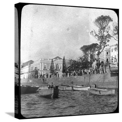 Pernambuco, Brazil, Late 19th or Early 20th Century--Stretched Canvas Print