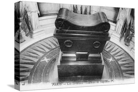 Napoleon's Tomb, Les Invalides, Paris, France, C1920S--Stretched Canvas Print