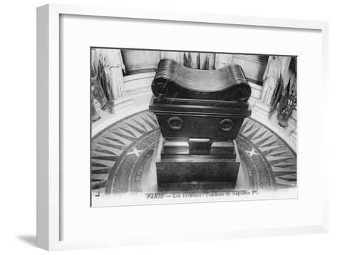 Napoleon's Tomb, Les Invalides, Paris, France, C1920S--Framed Art Print