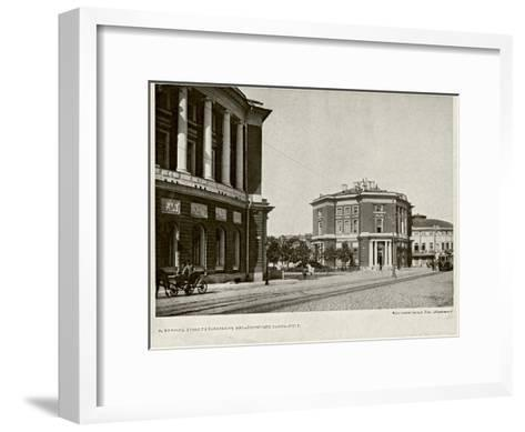 The Michael Palace in Saint Petersburg. Pavilion, Between 1890 and 1905--Framed Art Print