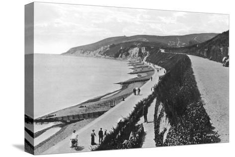 Western Parade, Eastbourne, East Sussex, Early 20th Century--Stretched Canvas Print
