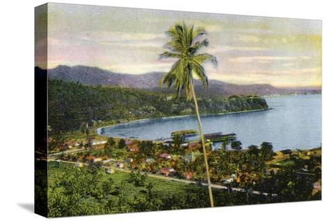 Port Maria, Jamaica, Early 20th Century--Stretched Canvas Print