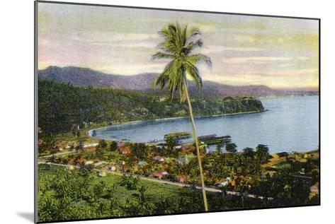 Port Maria, Jamaica, Early 20th Century--Mounted Giclee Print