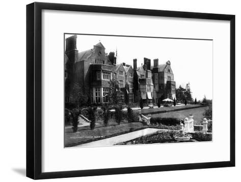 Killarney House, C1882--Framed Art Print