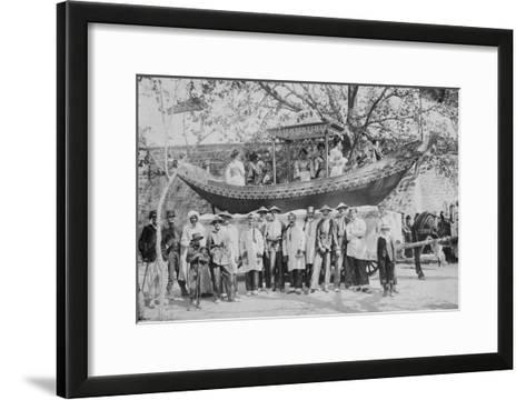 Saida, Algeria, C1910--Framed Art Print