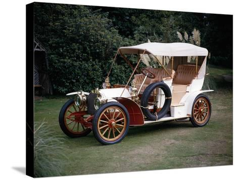 1904 Mercedes 28/32 Hp--Stretched Canvas Print