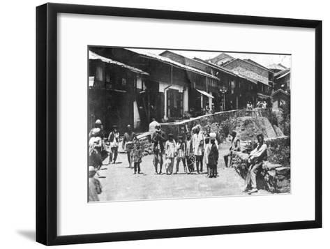 Kailana, Chakrata, India, 1917--Framed Art Print