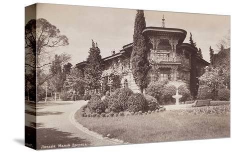 The Small Livadiya Palace, 1890-1900--Stretched Canvas Print