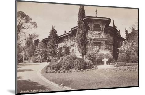 The Small Livadiya Palace, 1890-1900--Mounted Giclee Print