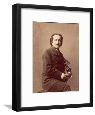 Petros Adamian--Framed Art Print