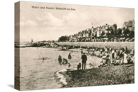 Westcliff-On-Sea, Essex, Early 20th Century--Stretched Canvas Print