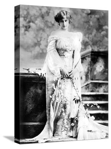 Hazel Thomson, Actress, 1900s--Stretched Canvas Print