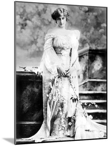 Hazel Thomson, Actress, 1900s--Mounted Giclee Print