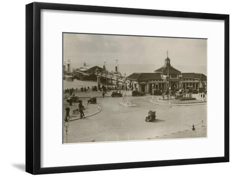 The Pier, Bournemouth, C1930S--Framed Art Print