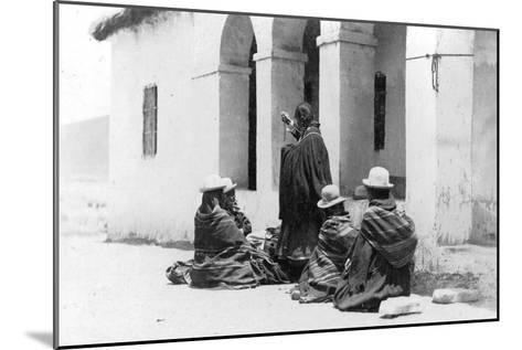 La Paz, Bolivia, C1900s--Mounted Giclee Print