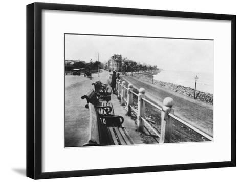Colaba, Bombay, India, C1918--Framed Art Print