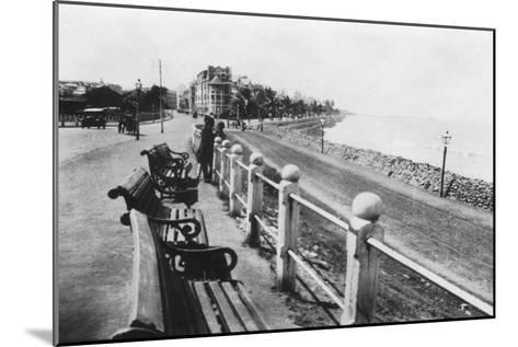Colaba, Bombay, India, C1918--Mounted Giclee Print