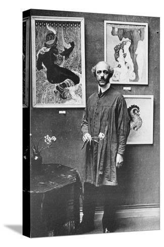 Nikolai Kalmakov (1873-195), 1928--Stretched Canvas Print