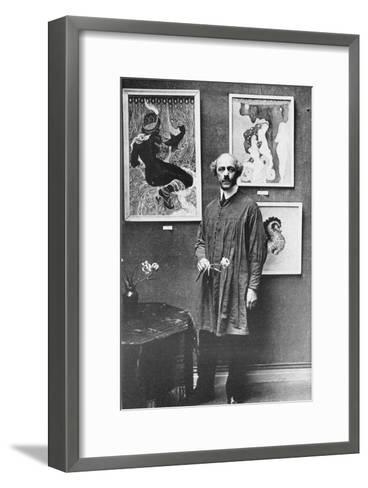 Nikolai Kalmakov (1873-195), 1928--Framed Art Print