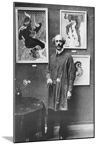 Nikolai Kalmakov (1873-195), 1928--Mounted Giclee Print