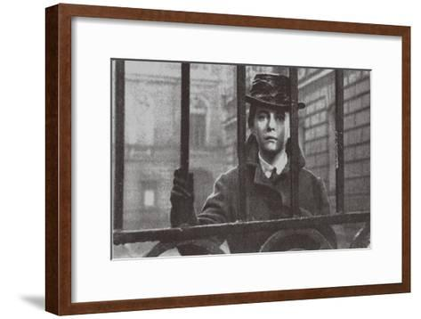 Alexandra Nazarova as Sophia Perovskaya, 1967--Framed Art Print
