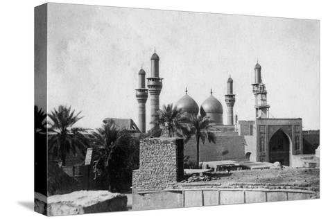 Kazimain Mosque, Iraq, 1917-1919--Stretched Canvas Print