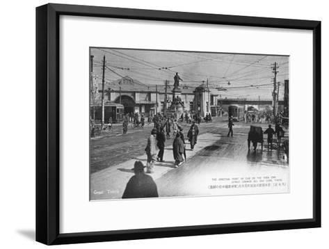 Suda Cho Street, Tokyo, Japan, 20th Century--Framed Art Print