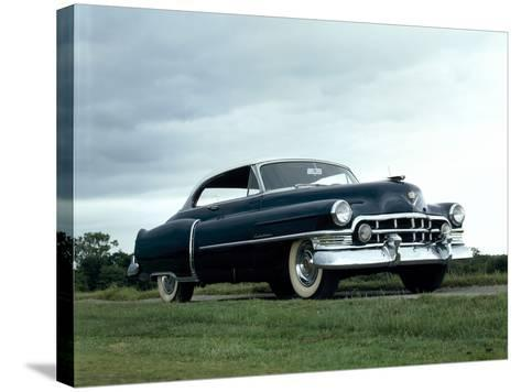 A 1950 Cadillac 60S 2 Door Coupe--Stretched Canvas Print