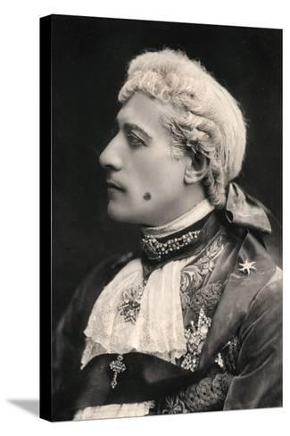 Lewis Waller (1860-191), English Actor, 1906--Stretched Canvas Print