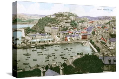 Torquay, Devon, Early 20th Century-Ern Bishop-Stretched Canvas Print