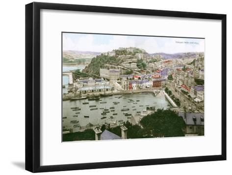 Torquay, Devon, Early 20th Century-Ern Bishop-Framed Art Print