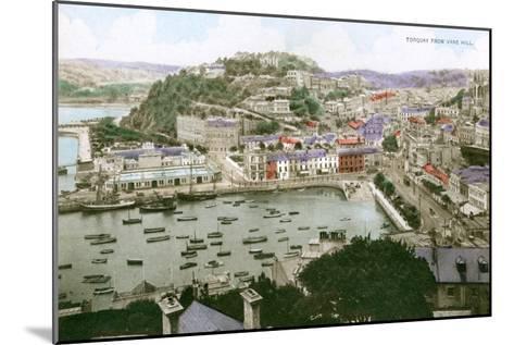 Torquay, Devon, Early 20th Century-Ern Bishop-Mounted Giclee Print