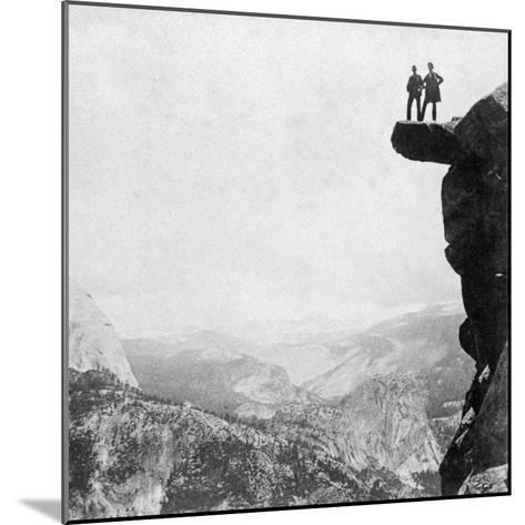 Yosemite Valley, California, 1894-BW Kilburn-Mounted Giclee Print