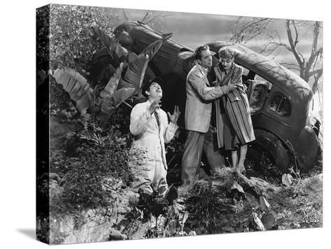 Scene from Now, Voyager, Warner Brothers Film, 1942-Irving Rapper-Stretched Canvas Print