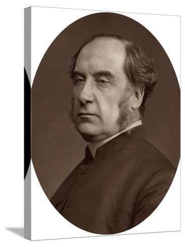William Thomson, Archbishop of York, 1878-Lock & Whitfield-Stretched Canvas Print