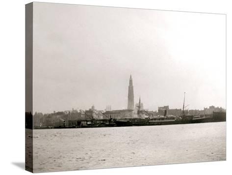 Rotterdam, 1898-James Batkin-Stretched Canvas Print