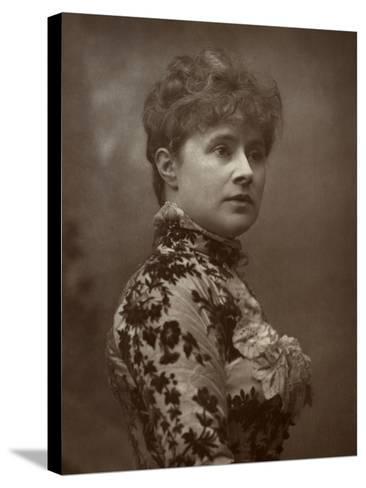 Alice Lingard, British Actress and Singer, 1884-Herbert Rose Barraud-Stretched Canvas Print
