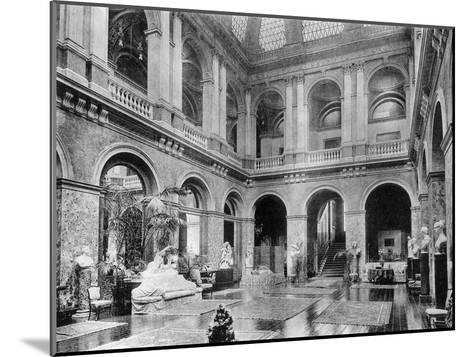 The Great Hall, Bridgewater House, 1908-HN King-Mounted Giclee Print
