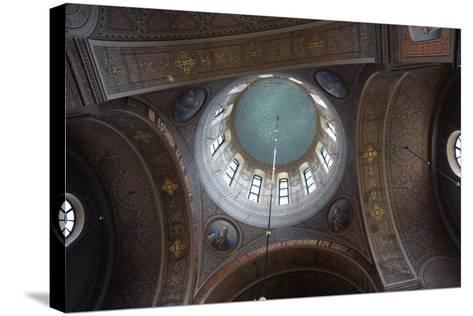 Interior of the Dome, Uspenski Cathedral, Helsinki, Finland, 2011-Sheldon Marshall-Stretched Canvas Print
