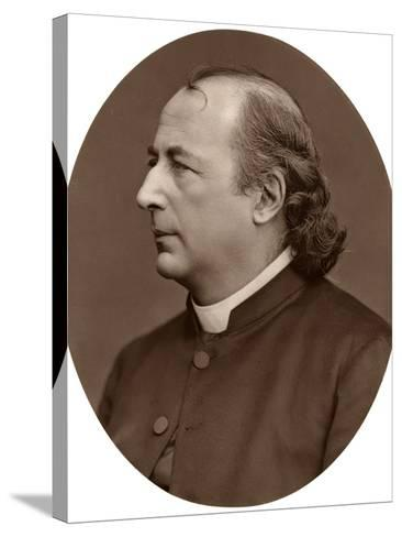 Hyacinthe Loyson (Pere Hyacinth), French Catholic Priest, 1876-Lock & Whitfield-Stretched Canvas Print