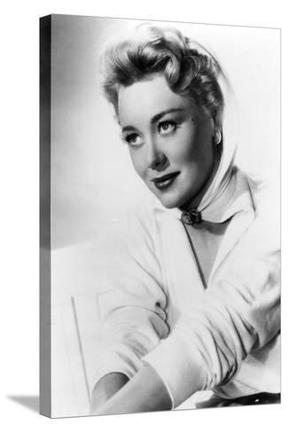 Glynis Johns, British Actress, Singer and Dancer, 20th Century- Rank Organisation-Stretched Canvas Print