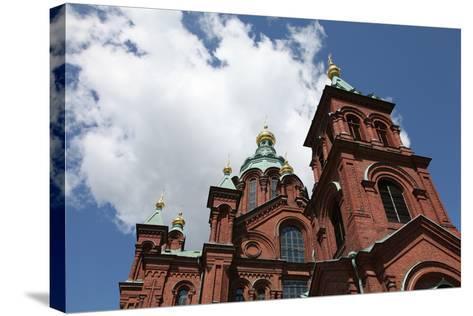 Uspenski Cathedral, Helsinki, Finland, 2011-Sheldon Marshall-Stretched Canvas Print