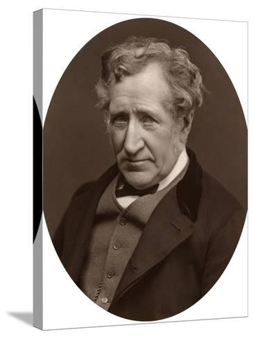 James Nasmyth, Scottish Engineer and Astronomer, 1877-Lock & Whitfield-Stretched Canvas Print