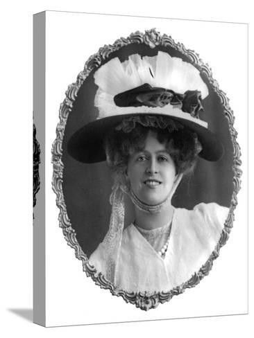 Marie Studholme (1875-193), English Actress, 1900s-W Whiteley-Stretched Canvas Print