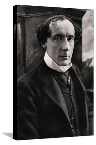 Harry Brodribb Irving (1870-191), English Actor, Early 20th Century- Vandyk-Stretched Canvas Print