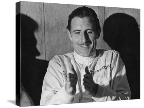 Graham Hill, 1960s--Stretched Canvas Print